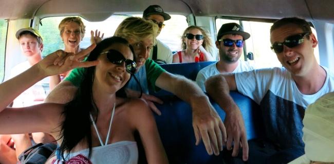 'Al's Private Tours' in Luganville
