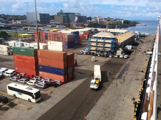 Suva Port