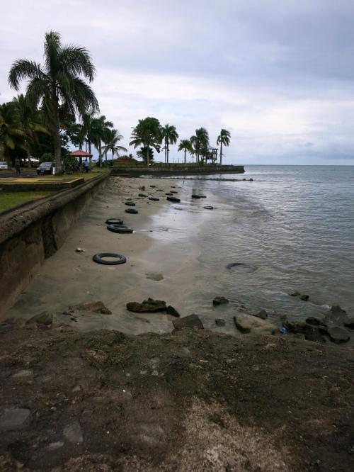 Tropical Paradise? No, it's Suva.