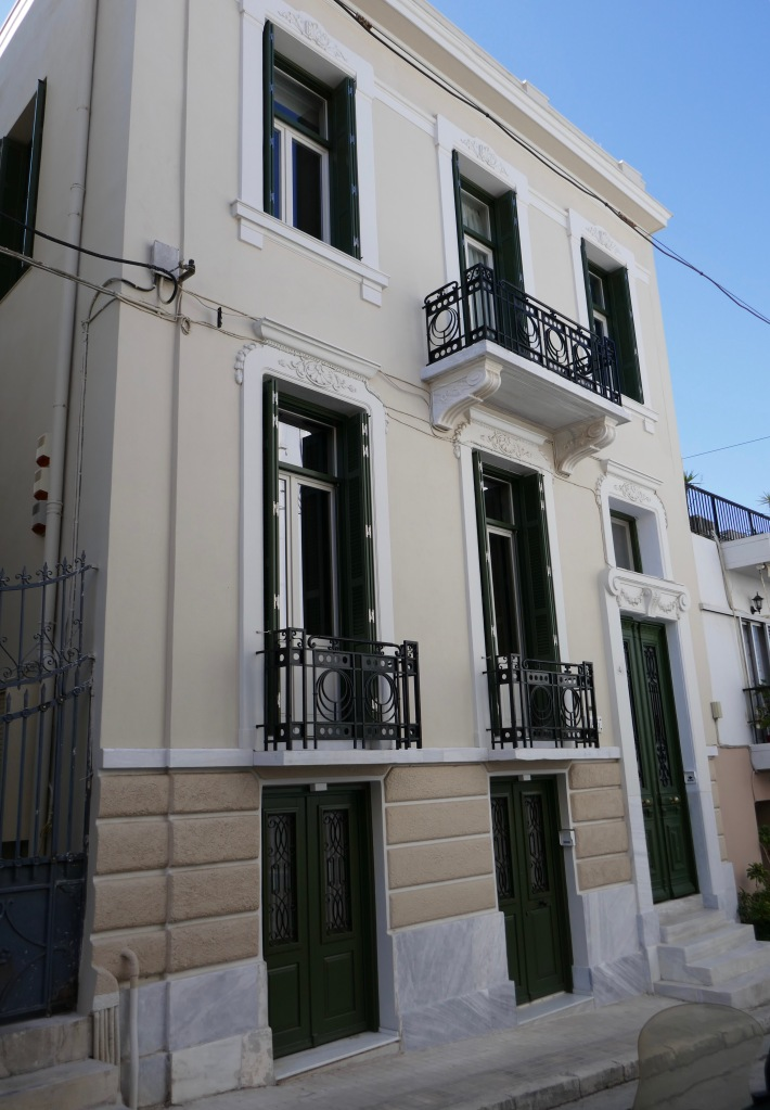 The Thiseo House in Flamarion Street